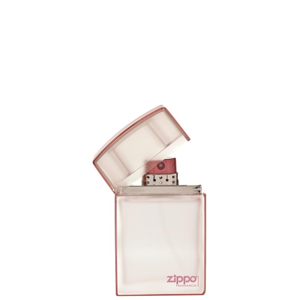 The woman Confezione Eau de Parfum ZIPPO Spray 50 ml Donna