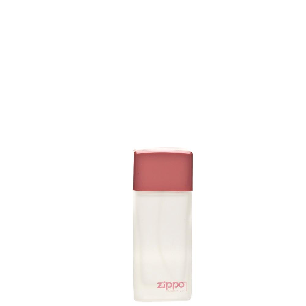 The woman Confezione Eau de Parfum ZIPPO Spray 30 ml Donna